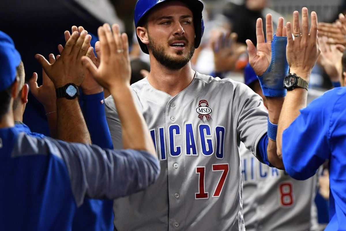 Kris Bryant is already one of the Cubs' all-time best draft