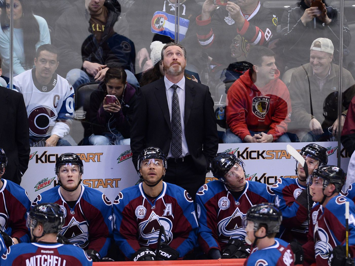 5d33d8c8d92 Morning Bag Skate  Another NHL coaching position opens - Second City Hockey