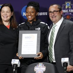 2018 WBCA All-American Kelsey Mitchell (Ohio State)