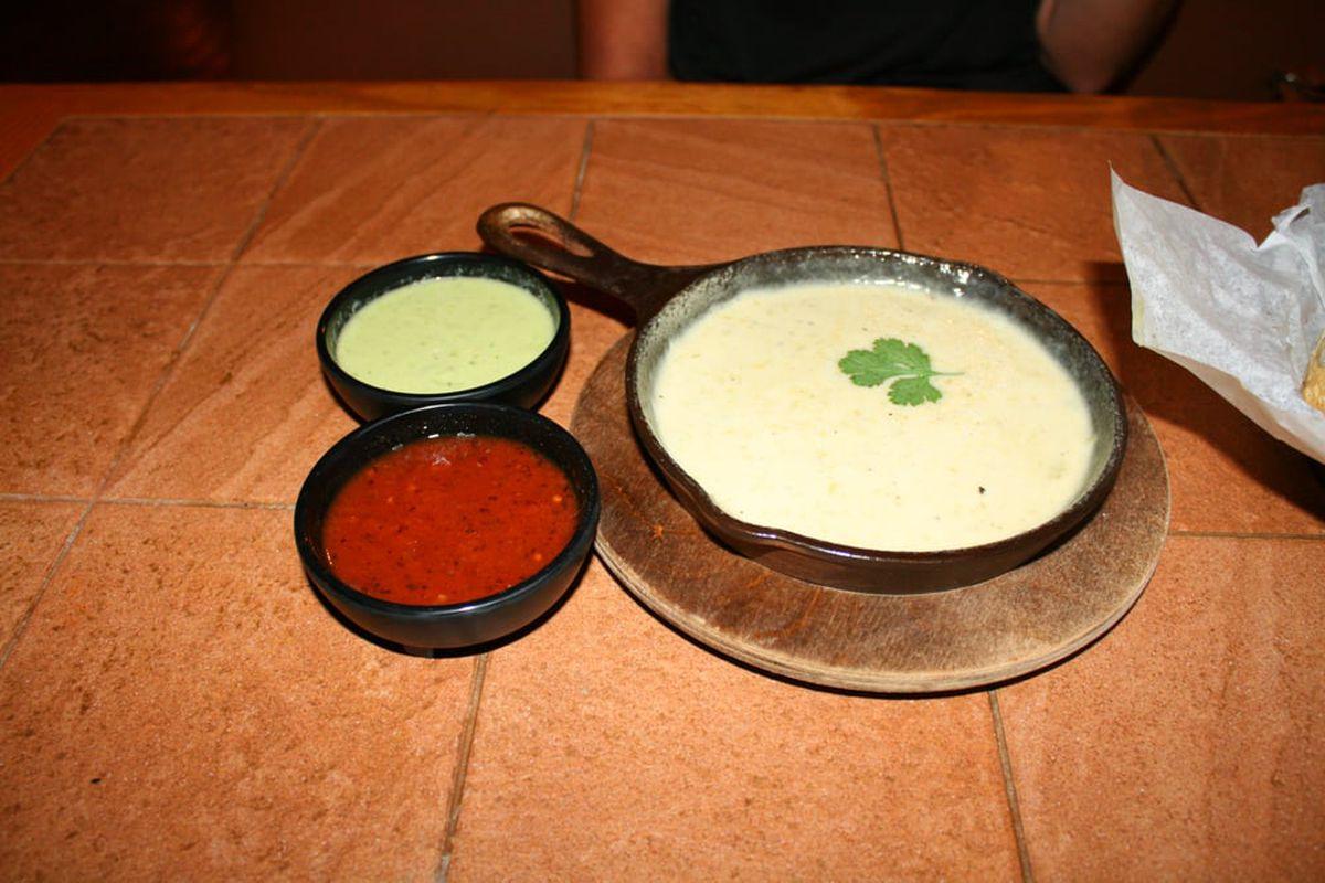 Pelon's Tex Mex's queso