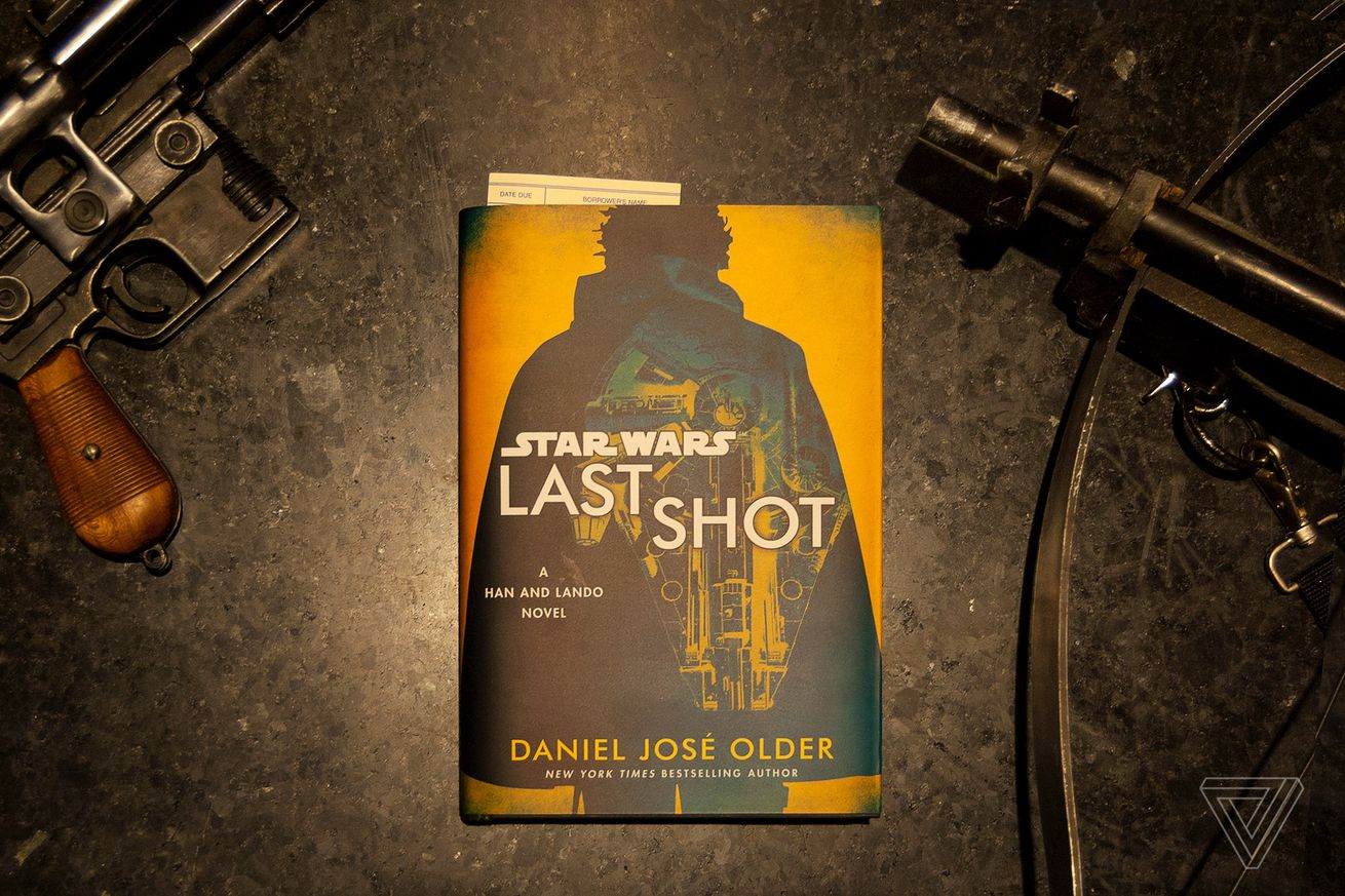 the new star wars novel goes deep into the past and future of han solo