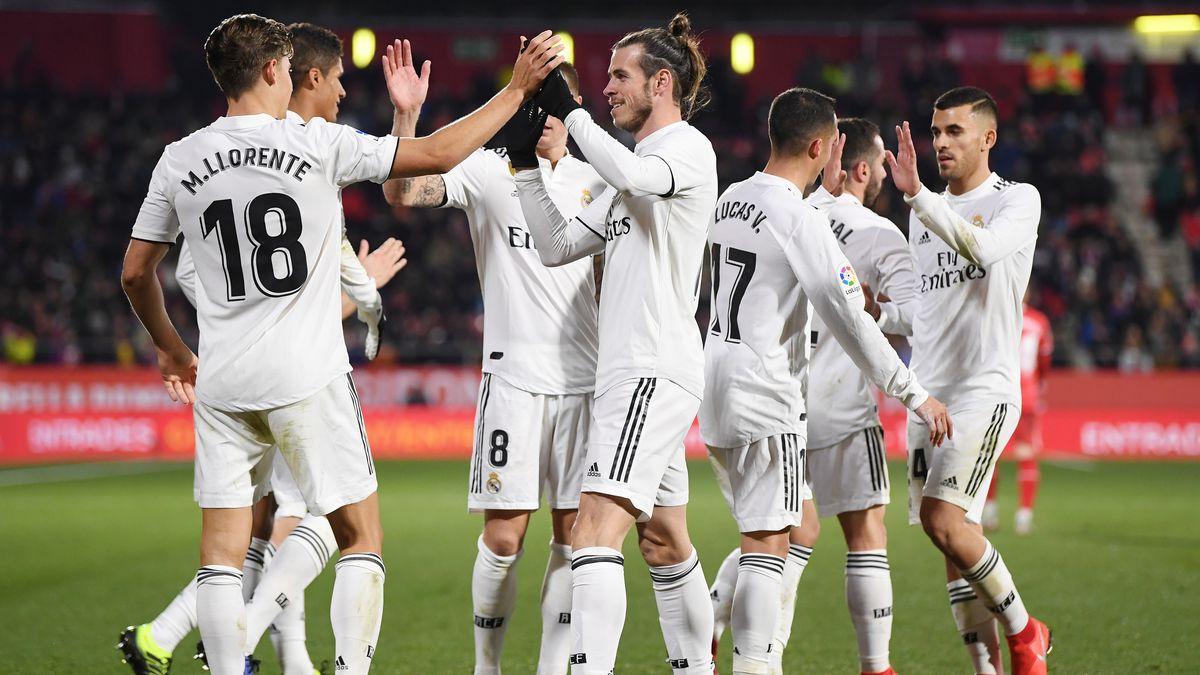 Girona v Real Madrid - Copa del Rey Quarter Final