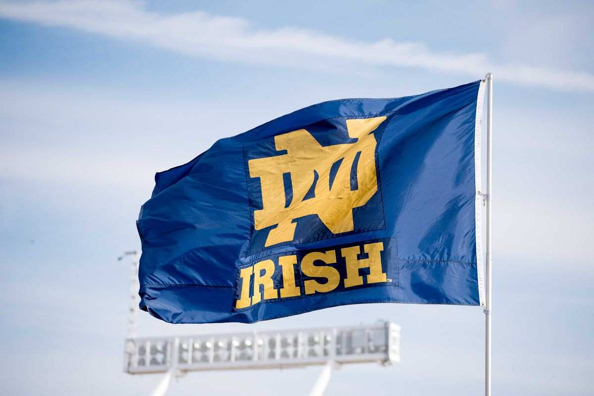 NCAA Football: Massachusetts at Notre Dame
