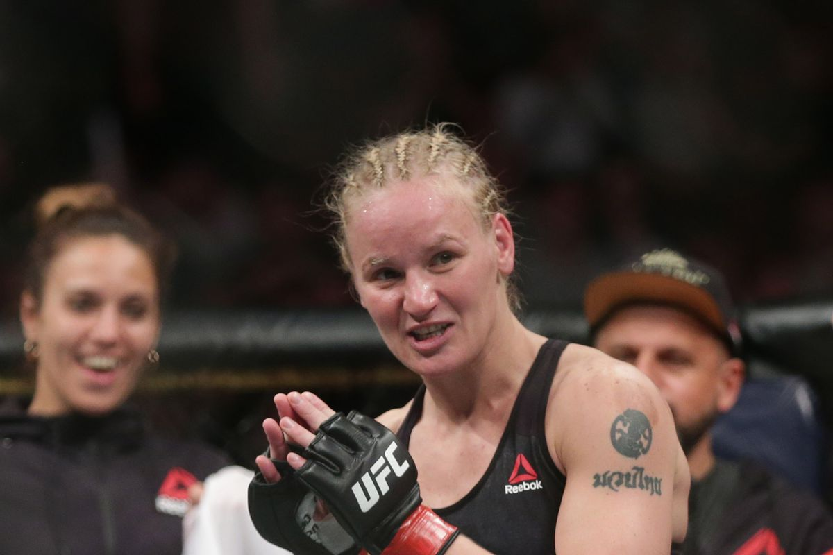 Valentina Shevchenko finally explains TKO loss to Liz Carmouche ahead of potential UFC rematch