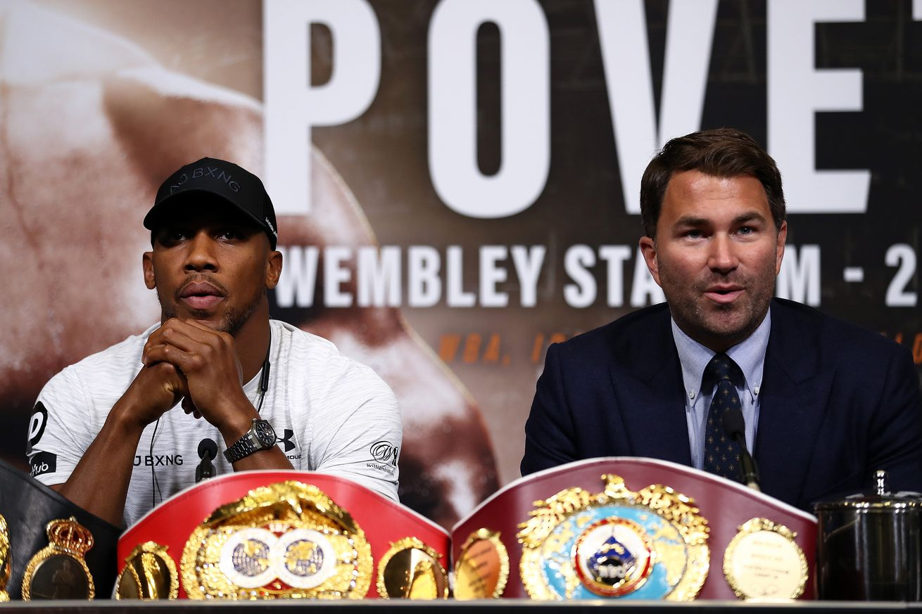 1001091762.jpg.0 - Hearn: We've done all we can to make Joshua-Wilder