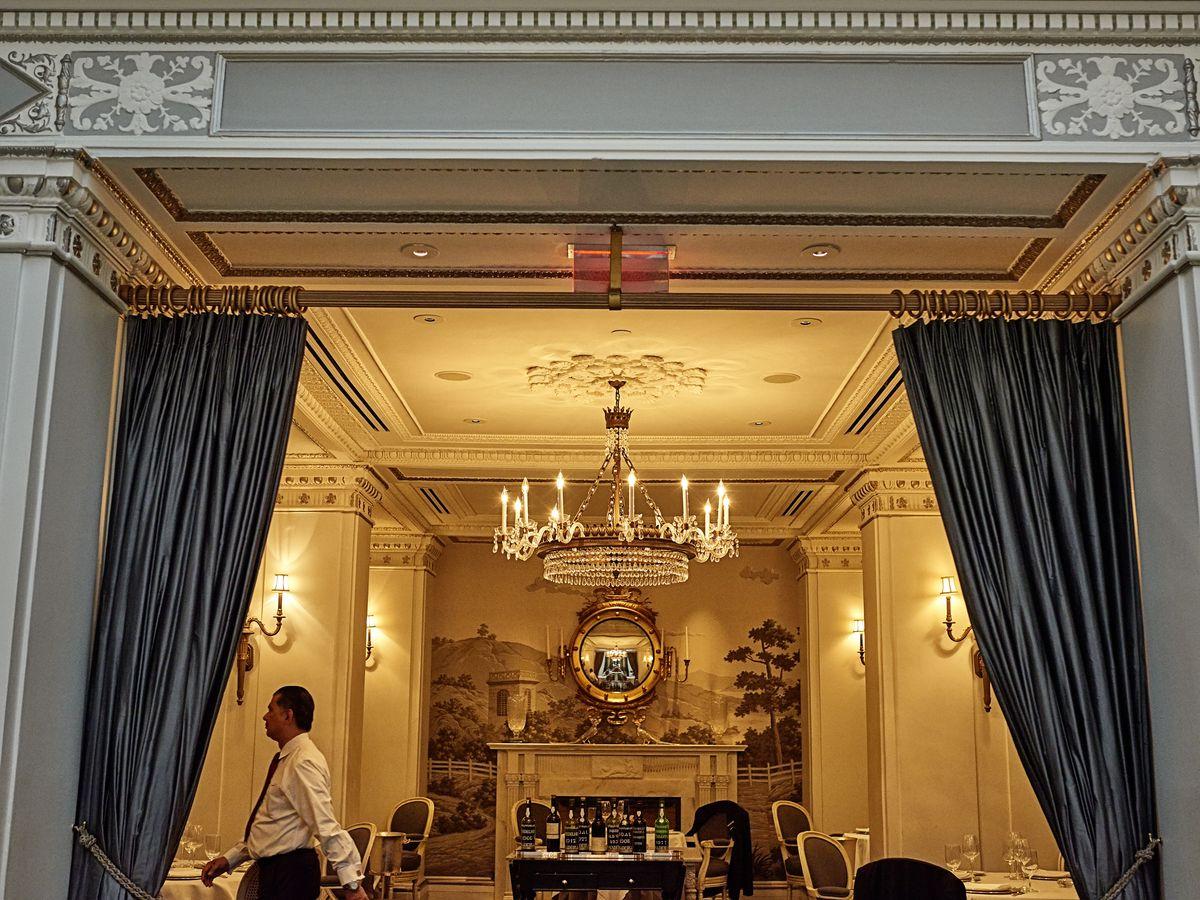 Plume is inside The Jefferson Hotel