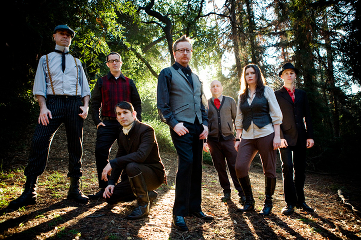 Flogging Molly want to put out the Fire. (FloggingMolly.com)