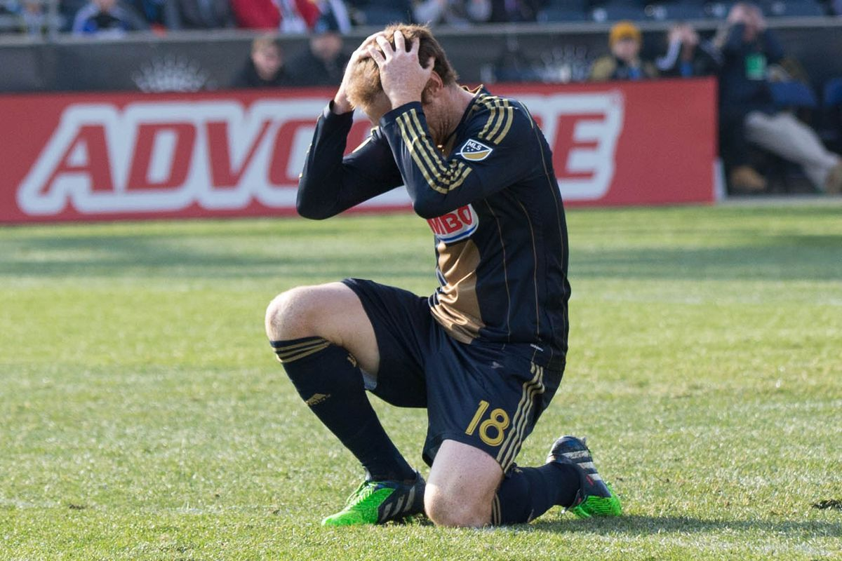 Yahoo! MLS Fantasy got you feeling like this? You're not alone!