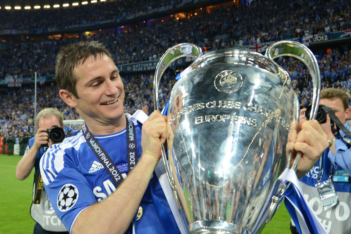 Lampard looking forward to Champions League debut as manager - We Ain't Got No History