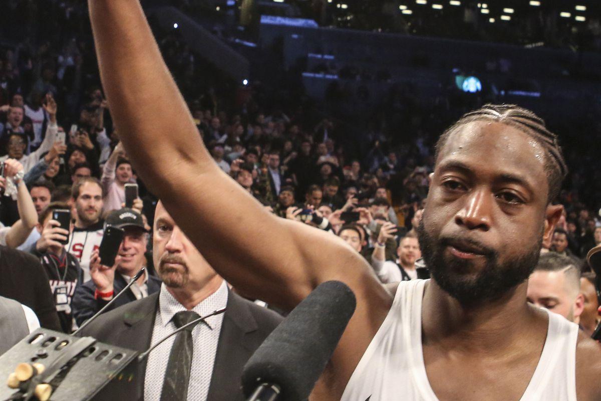 LISTEN UP! Nets Talk Playoffs, D-Wade's Final Game