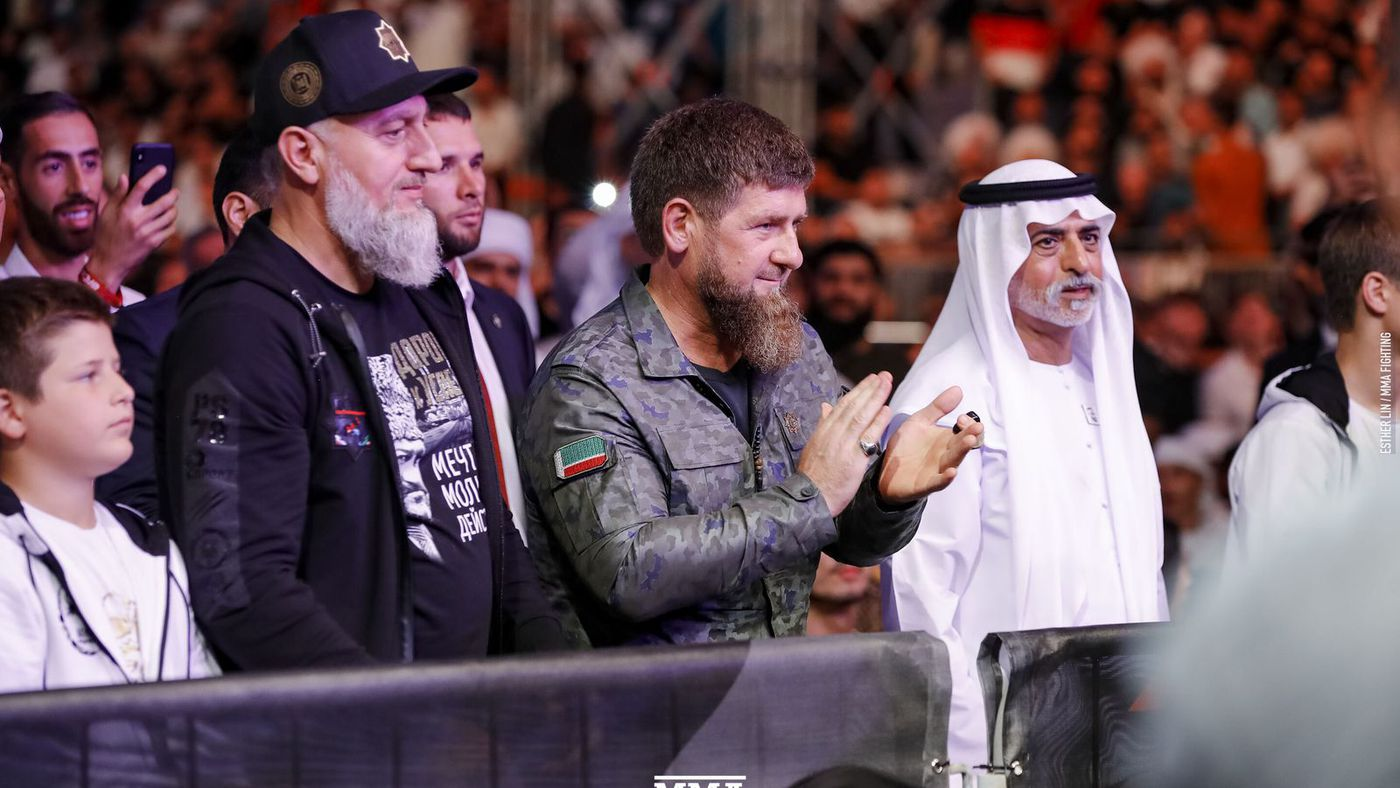 Chechen Diplomacy: How Kadyrov's appearance at UFC 242 advances two of his political goals