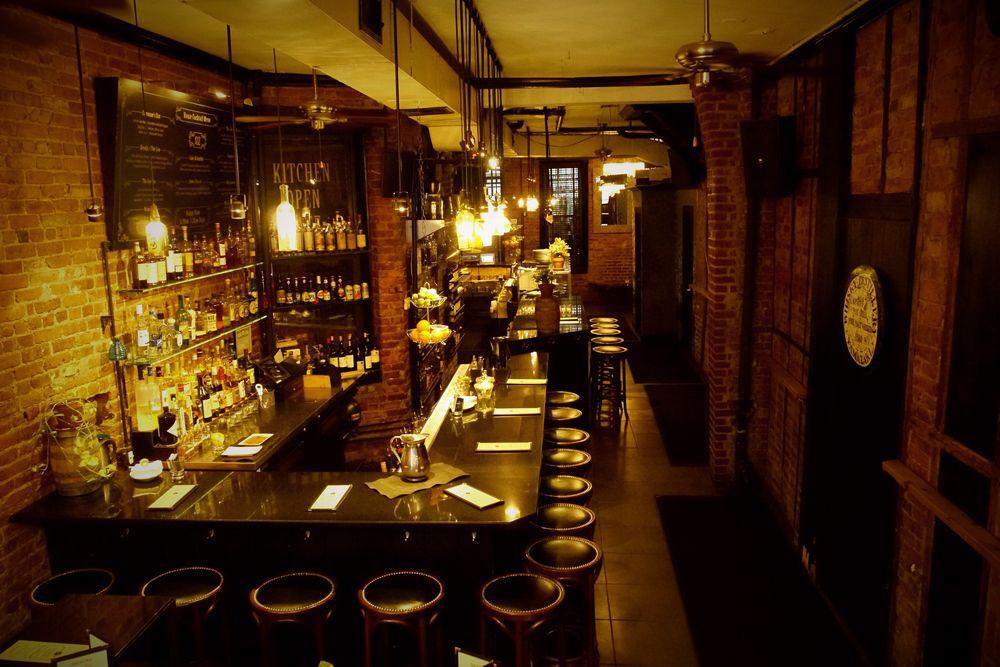 The Summit Bar