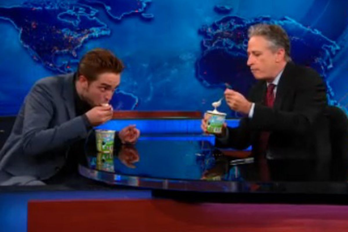What do you have there, Rob? Rocky Road?