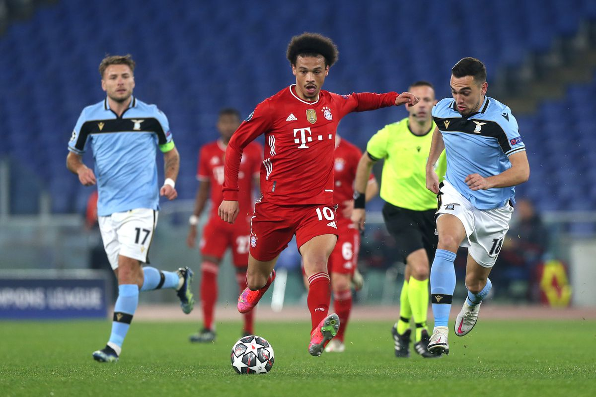 SS Lazio v Bayern München - Ronda de 16 de la UEFA Champions League Primera etapa