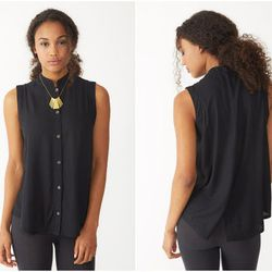 """<b>Danielle Directo-Meston, Racked LA Associate Editor</b>: """"I recently picked up <a href=""""http://www.alternativeapparel.com/sachi-top-12341th"""">this</a> incredibly soft sleeveless button-down ($45) from <b>Alternative Apparel</b>. It's the perfect coffee-"""