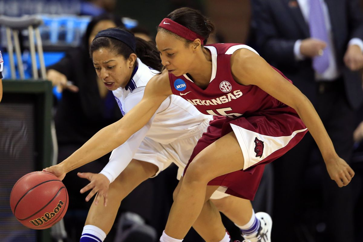 NCAA Womens Basketball: NCAA Tournament-First Round-Arkansas vs Northwestern