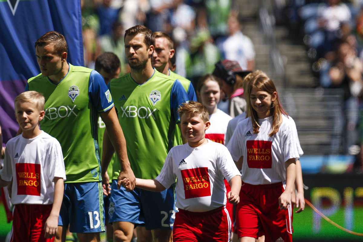 MLS: New York City FC at Seattle Sounders FC
