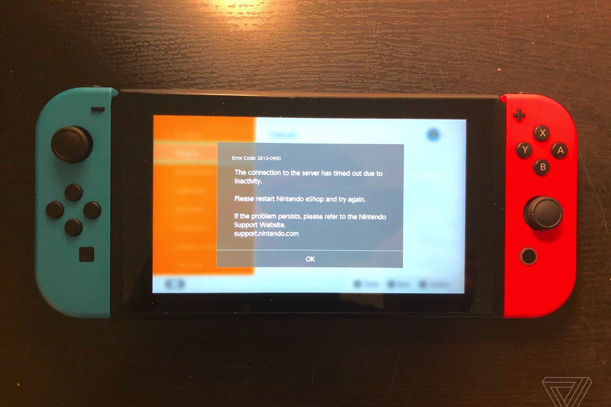 Nintendo S Switch Online Service Experienced A Nearly Nine Hour Outage The Verge