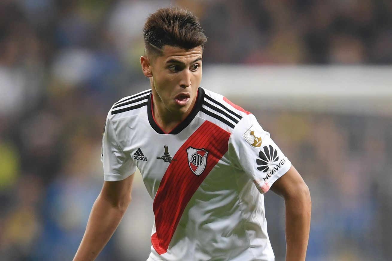 River Plate president: ?We will talk with Real Madrid for Palacios now if they?re interested?