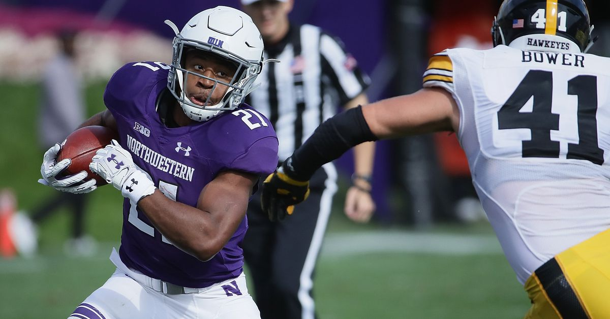 Los Angeles Chargers Select Rb Justin Jackson Bolts From