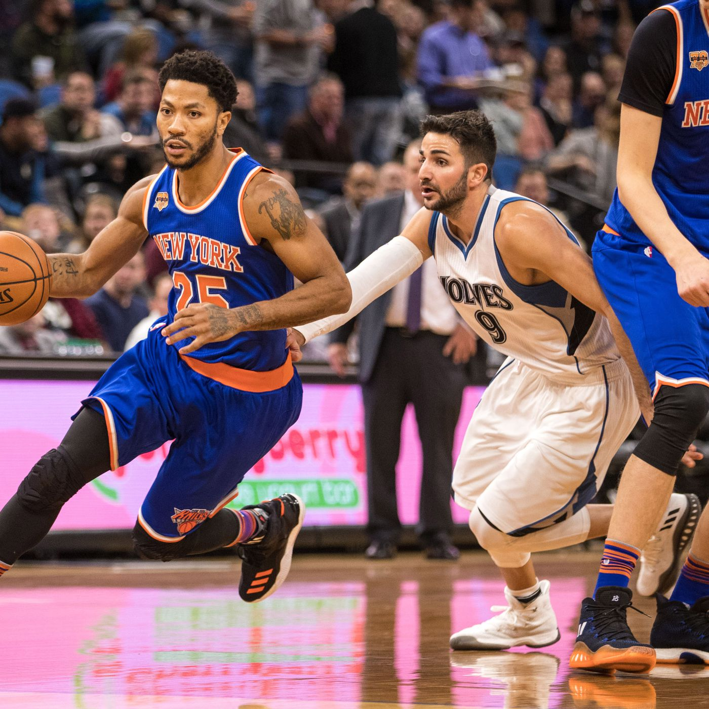 a9dce230a1c Knicks trade rumors include potential Derrick Rose-Ricky Rubio deal ...