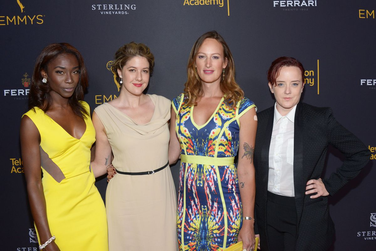 Television Academy Hosts Reception For Emmy-Nominated Producers - Arrivals