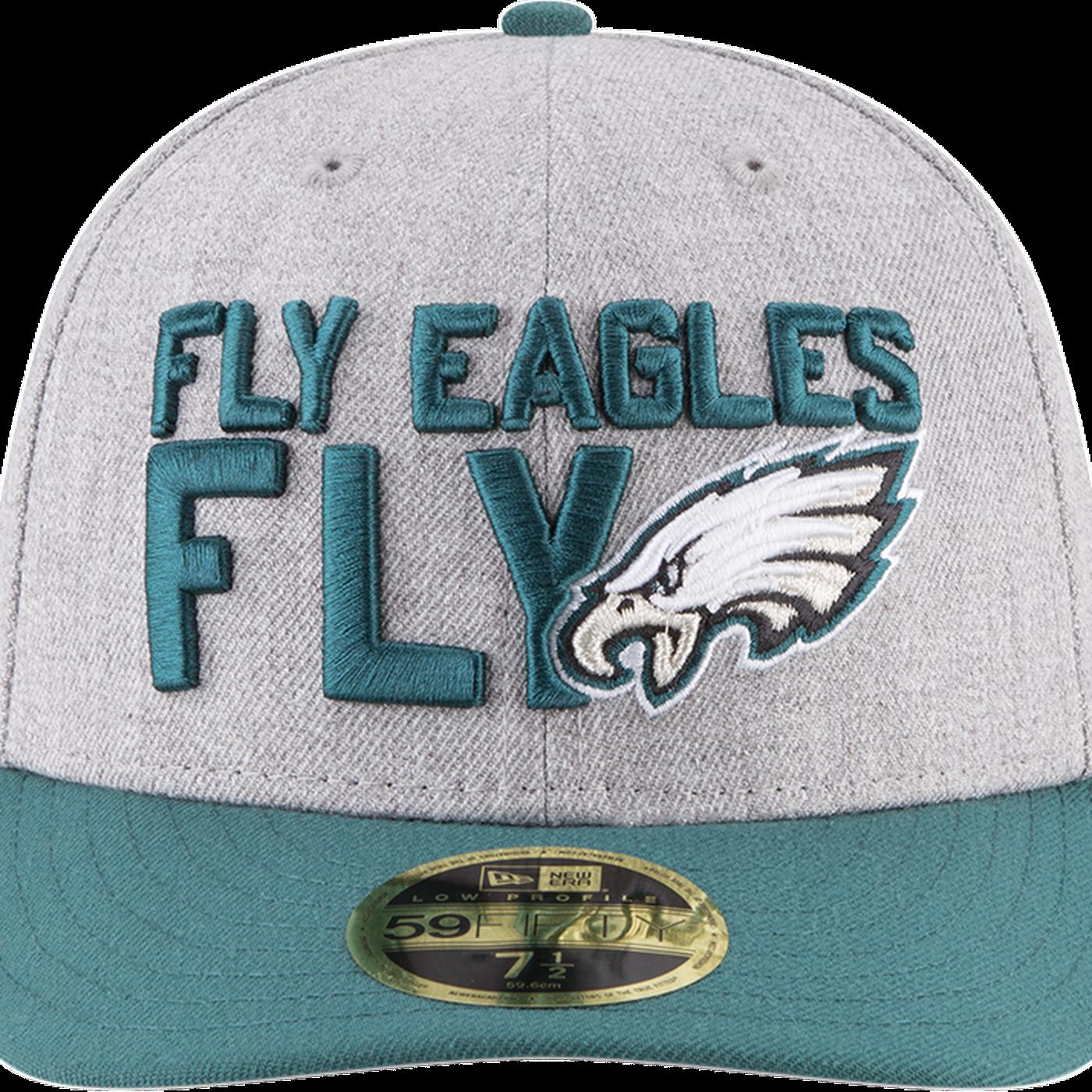 The 2018 NFL Draft hats are not good - Bleeding Green Nation b44ab94da6e