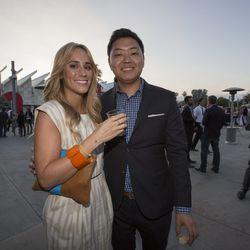 Eater LA's Kat Odell and Matt Kang