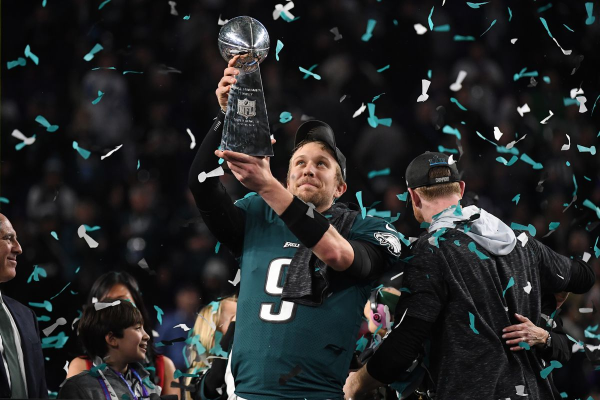 detailed look 484a4 a3dab Super Bowl MVP Nick Foles Co-Owns Austin Mexican Restaurant ...