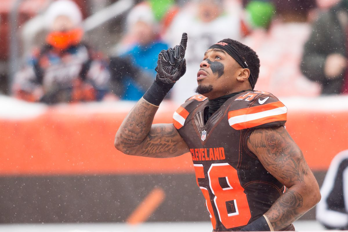 Cleveland Browns give Christian Kirksey 4-year, $38 million extension