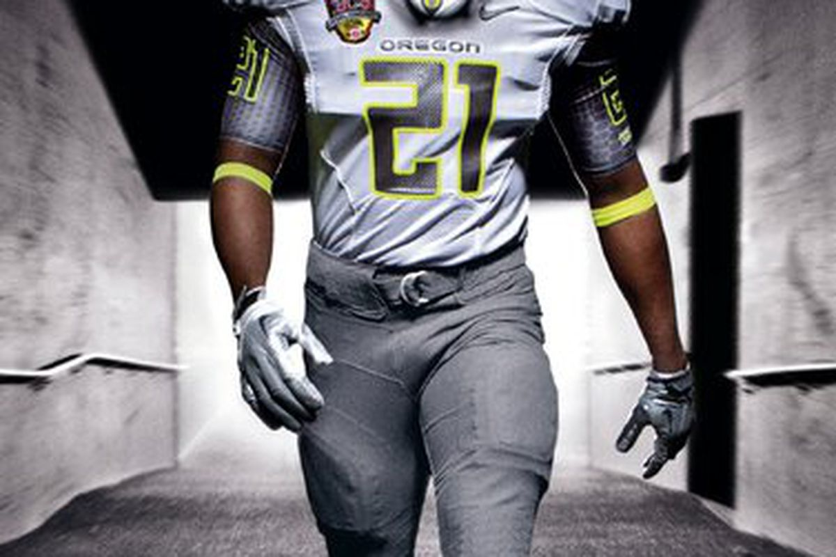 Ads running in various Oregon and Arizona newspapers today, courtesy of Nike. Just do it, Ducks!