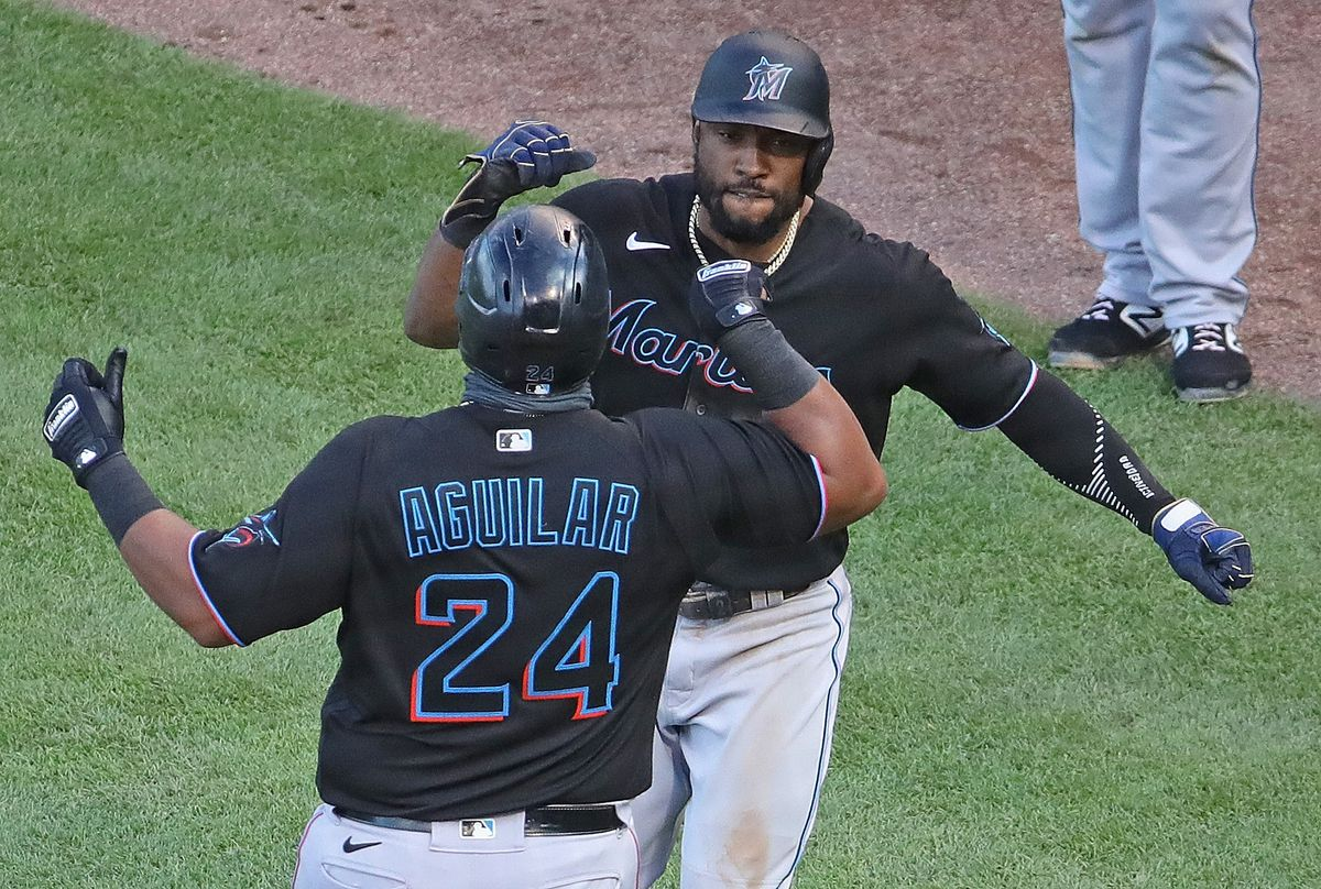 Wild Card Round - Miami Marlins v Chicago Cubs - Game One
