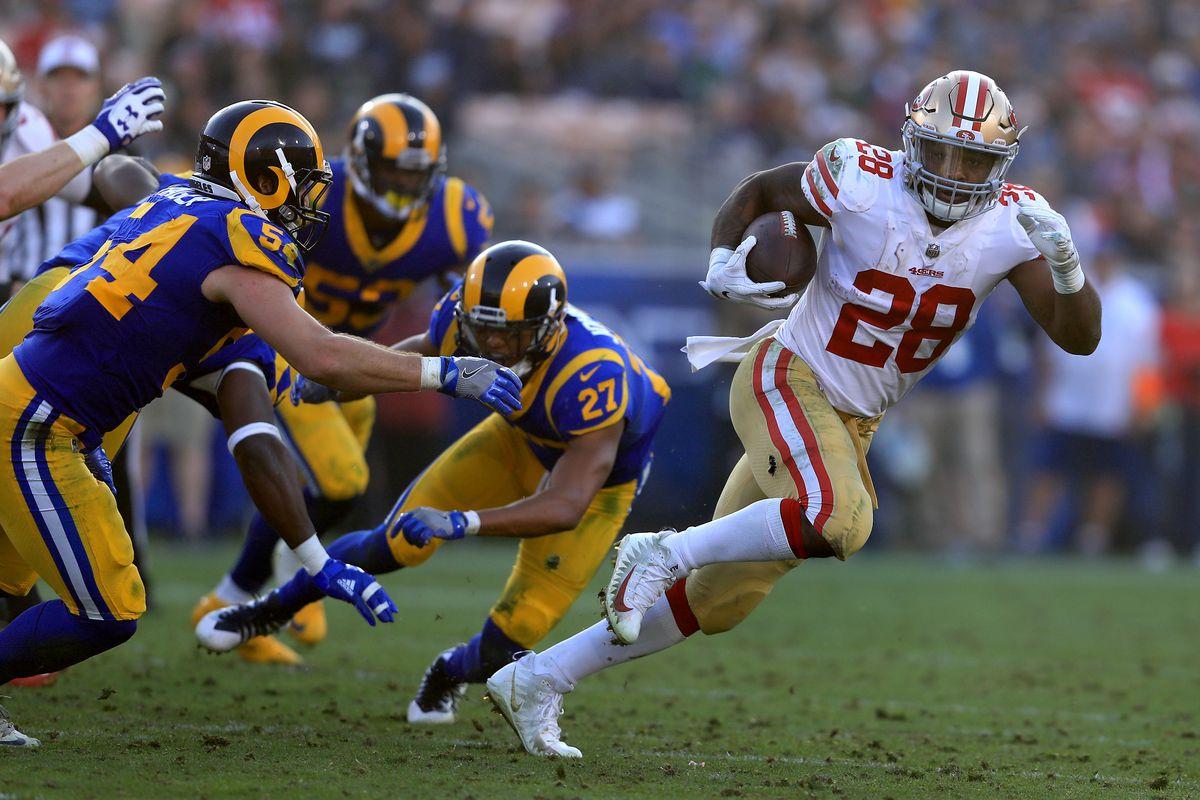 San Francisco 49ers vLos Angeles Ram
