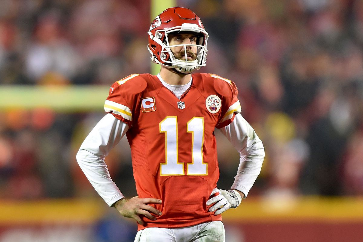 Alex Smith (GettyImages)