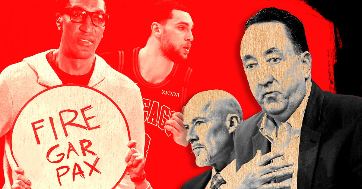 The Bulls Became the Sideshow of Chicago's NBA All-Star Weekend