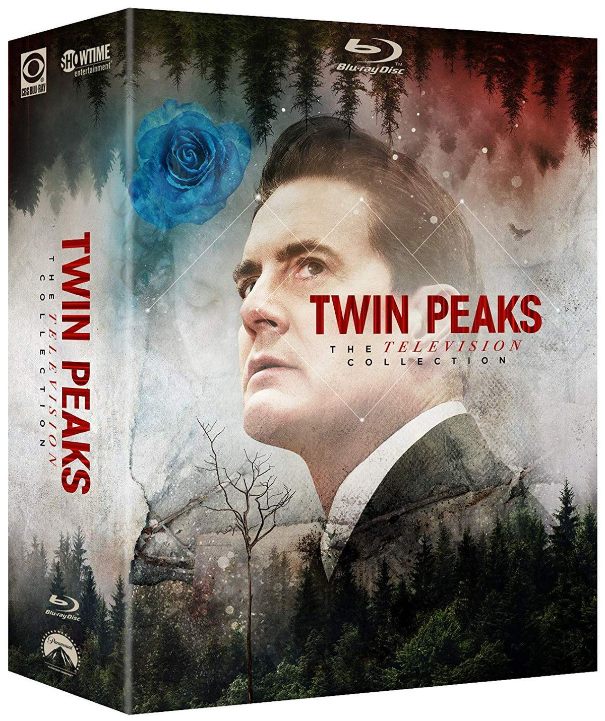 A product shot of Twin Peaks: The Television Collection