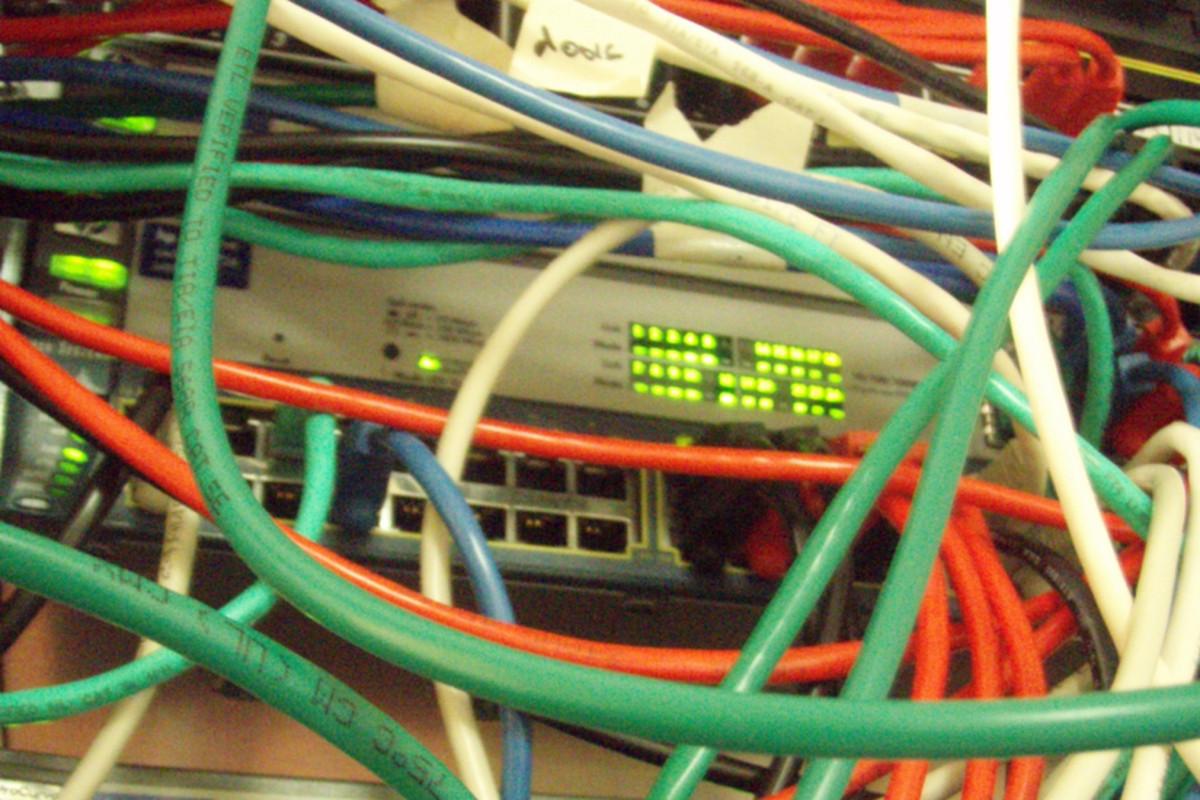 messy technology