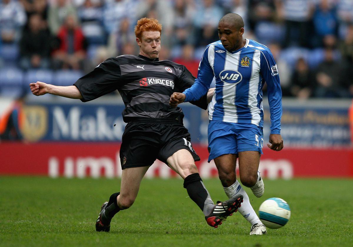 Wigan Athletic v Reading - Premier League