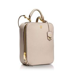 """<strong>Tory Burch</strong> Robinson Pebbled Backpack, <a href=""""http://www.toryburch.com/robinson-pebbled-backpack/32149957.html"""">$495</a>"""