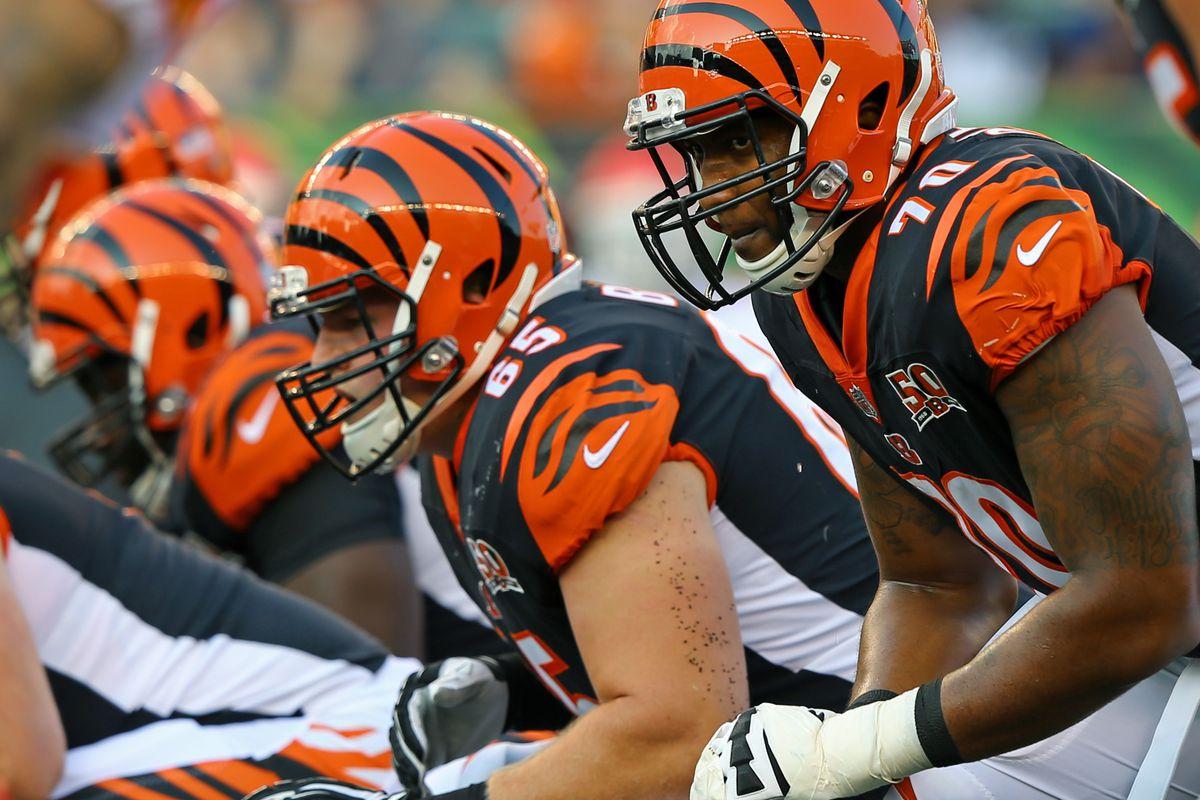 NFL roster moves: Cinc...