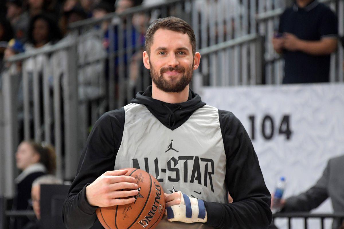 NBA: All Star Game-Team LeBron Practice