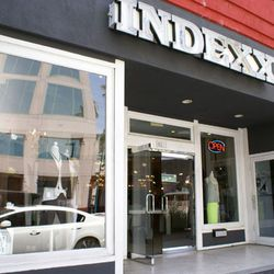 Indexx in North Hollywood is located at 5213 Lankershim Boulevard.