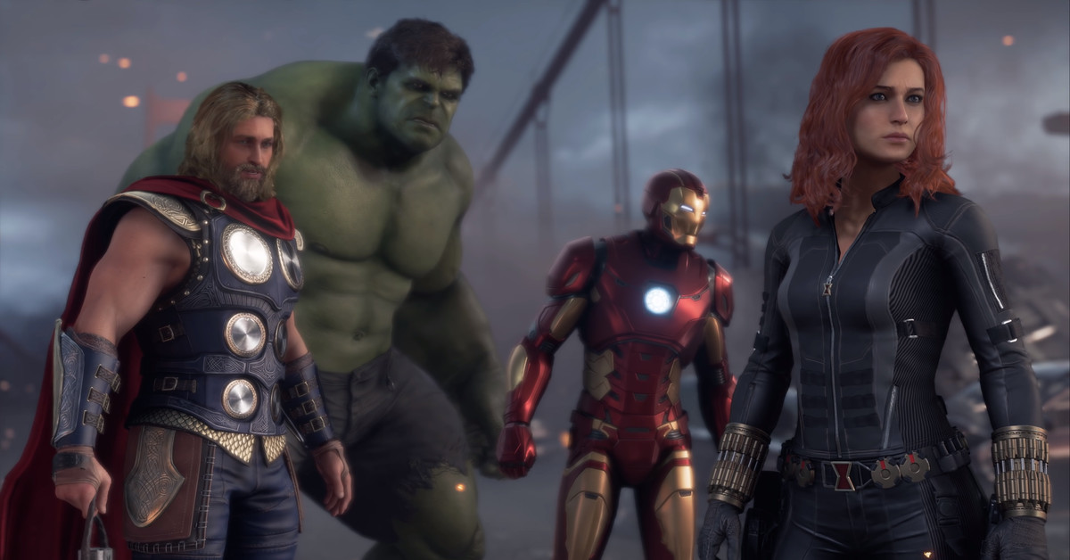 Marvel's Avengers' XP grind is about to get even slower, for some reason - Polygon