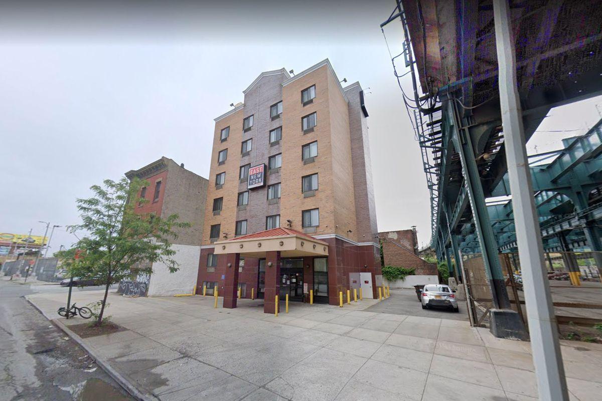 The East New York Inn at 2473 Atlantic Ave.