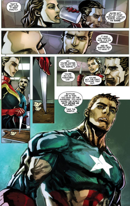 Goodbye to Captain America: How Marvel might retire Steve