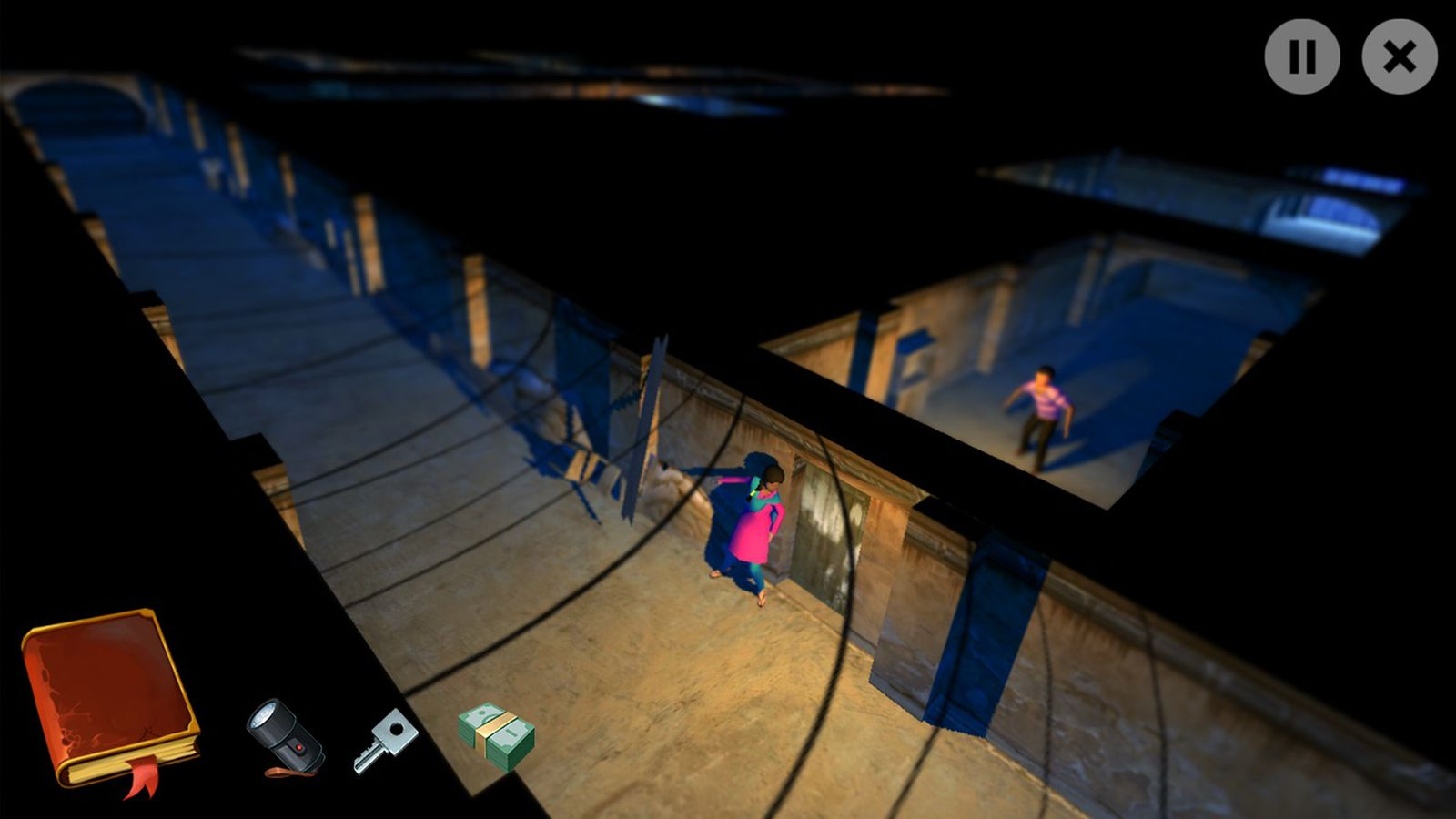 Sex trafficking game offers a new chance for survivors