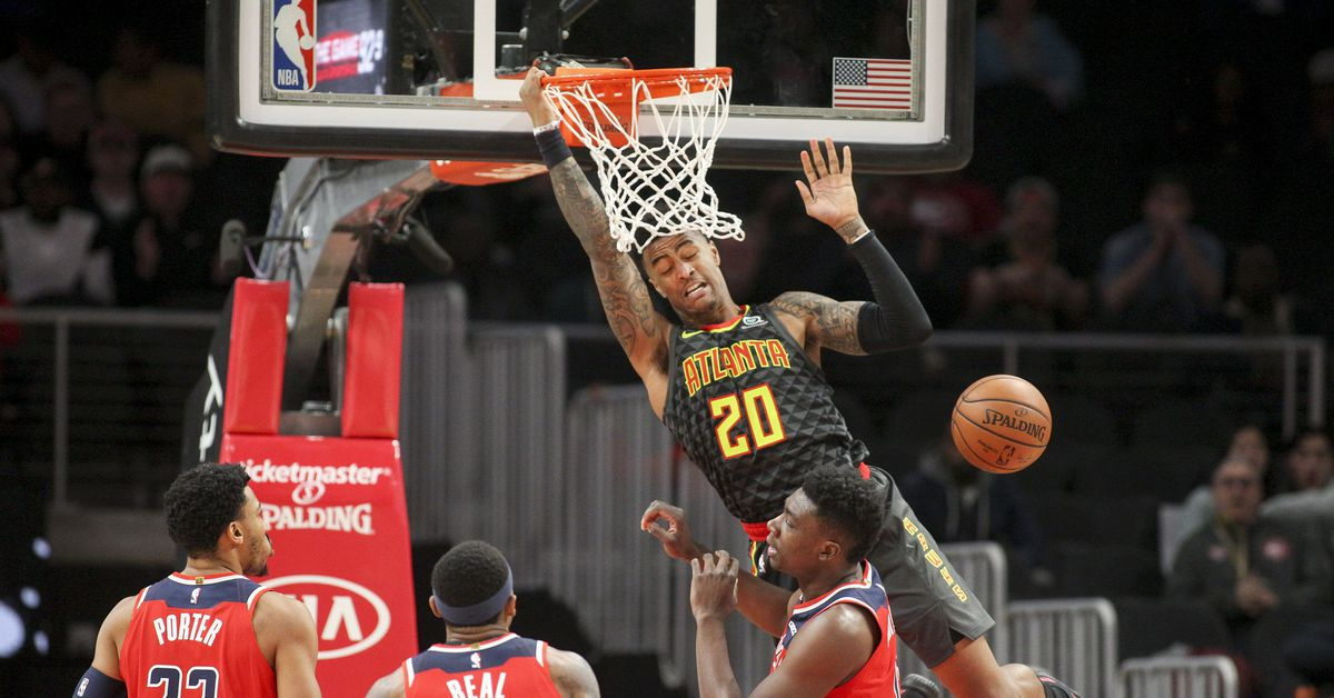 John Collins Is The Betting Favorite To Win The 2019 Nba