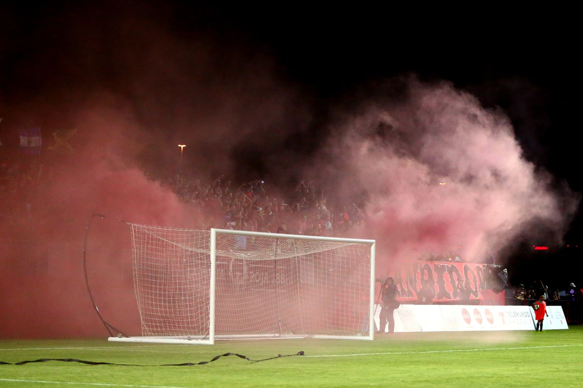 Soccer: San Francisco Deltas at Phoenix Rising FC