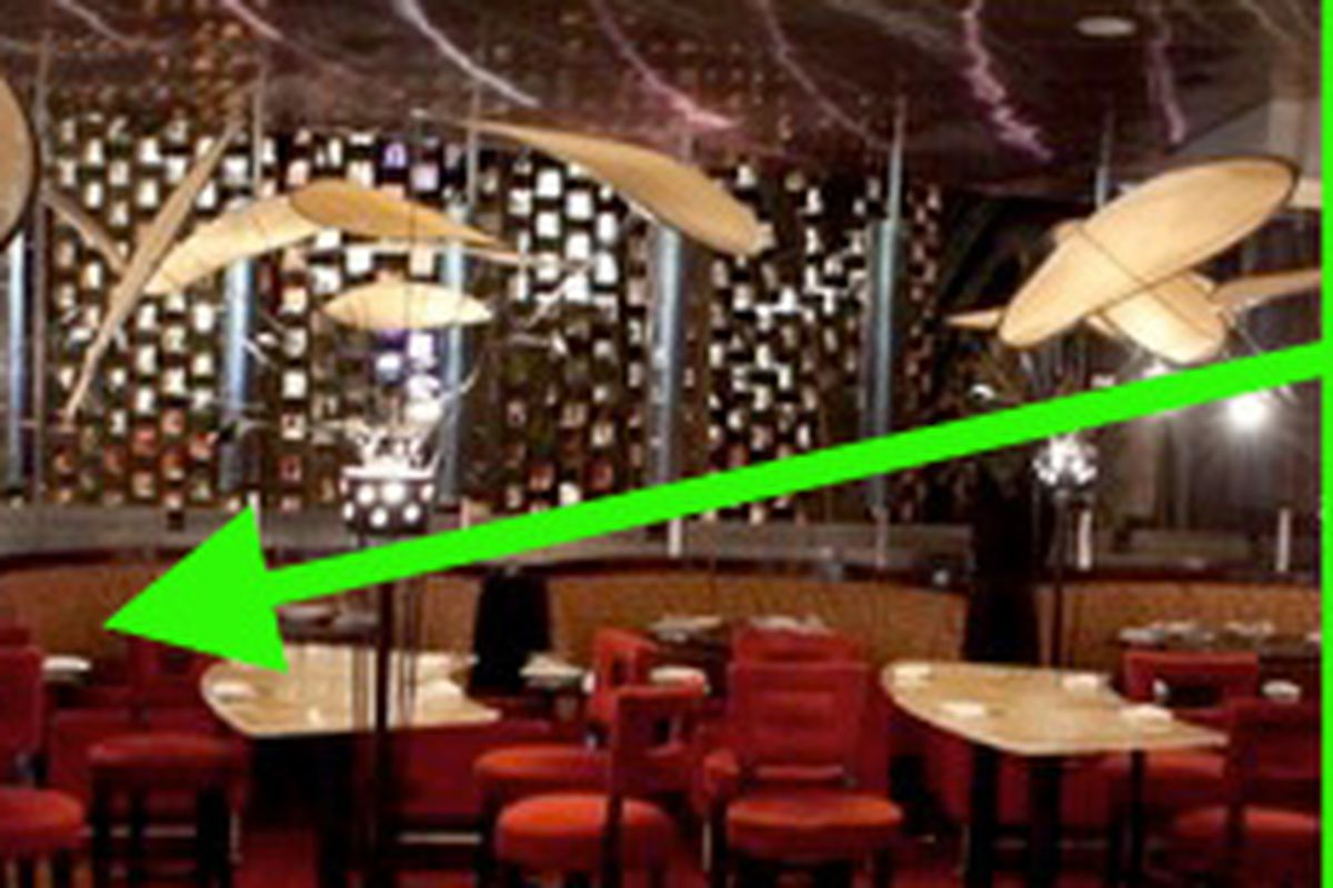 Akira Back is bringing a new restaurant to the China Grill space at Mandalay Bay.