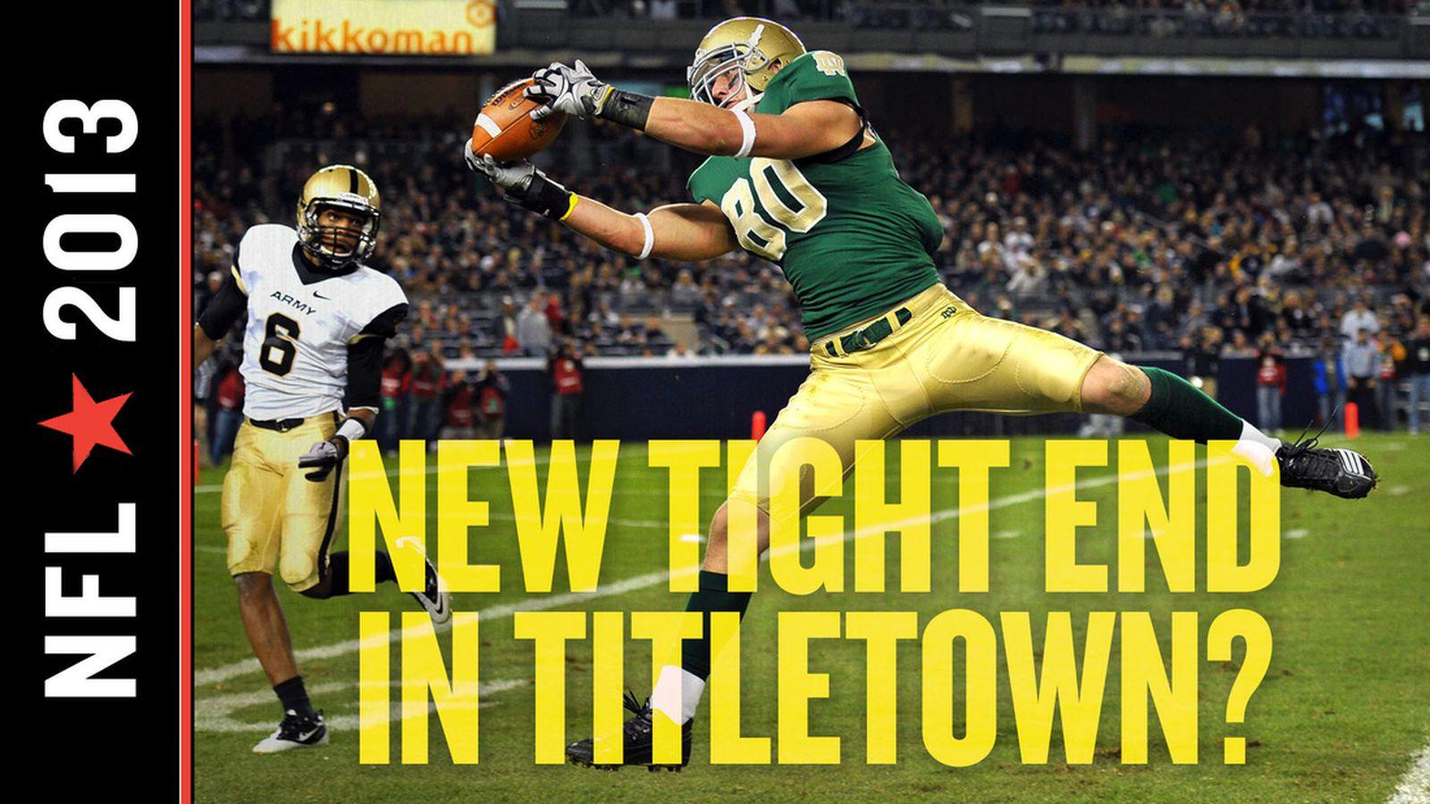 Packers 2013 NFL选秀:Green Bay可以看看Notre Dame TE Tyler Eifert